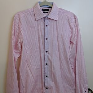 Tommy Hilfiger Fitted Button Up